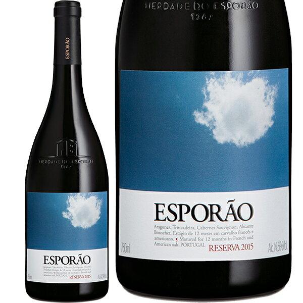 エスポラン レゼルバ レッド [2015] 750ml 自然派 BIOワイン ポルトガル アレンテージョD.O.C 赤ワイン フルボディ