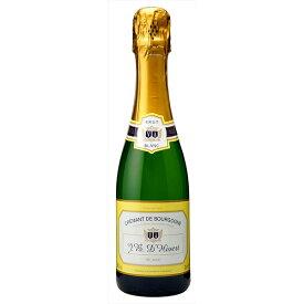 【ハーフボトル特集】ヴィトー アルベルティ クレマン ド ブルゴーニュ ブラン ブリュット NV 375ml フランス ブルゴーニュ 白 スパークリングワイン 辛口 ミニボトル
