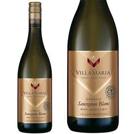 セラーセレクション ソーヴィニヨン ブラン [2019] 750ml ヴィラマリア ニュージーランド マルボロウ 白ワイン 辛口 自然派 BIOワイン オーガニックワイン
