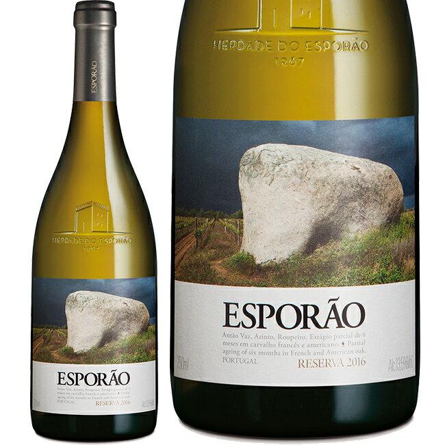 エスポラン レゼルバ ホワイト[2016] 750ml/自然派BIOワイン/ポルトガル/アレンテージョD.O.C/白ワイン/辛口/3000