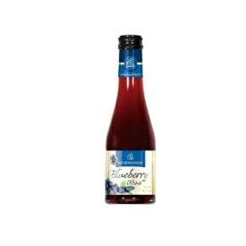【ベビーボトル】ドクターディムース ブルーベリーワイン 200ml フルーツワイン ミニボトル