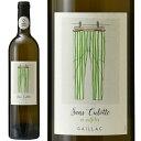 サン・キュロット ガイヤック ブラン [2017] 750ml フランス 南西部 ロワン・ド・ルイユ ヴィノヴァリー 白ワイン 辛口