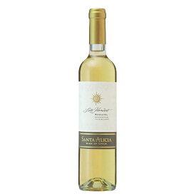 レイトハーベスト [2016] 500ml サンタ アリシア チリ 白ワイン 甘口 マスカット アレキサンドリア デザートワイン
