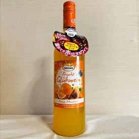 ドクターディムース オレンジ マンダリン ホットワイン 750ml グリューワイン フルーツワイン ドイツ 果実酒