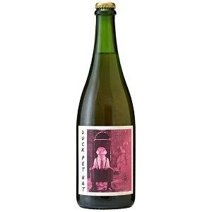 ジョアン パト ダック ペット ナット 750ml スパークリング オレンジ オレンジワイン スパークリングワイン ポルトガル ルイスパト マリアパト サスティナブル