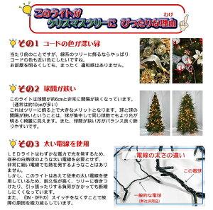 なぜクリスマスツリーにピッタリなのか
