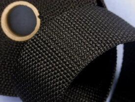 PPバンド黒(3.8cm幅 4m巻)