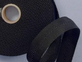 PPテープ黒(2cm幅 10m巻)