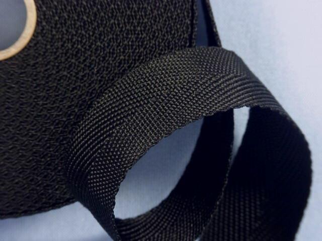 PPテープ(2.5cm)黒
