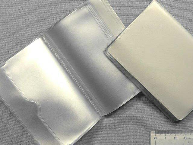 手芸用カードケース(オープンポケット)