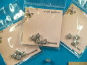 メタルパーツ3パックセット銀
