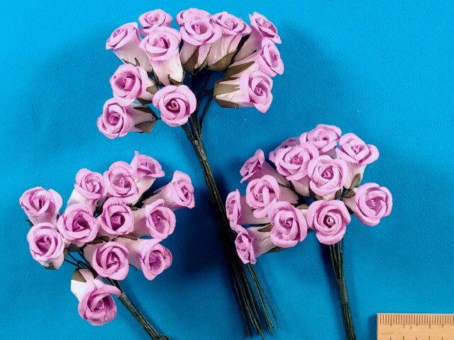 アートフラワー(造花)薄ピンク系