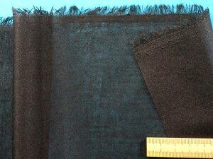 ポリエステル接着芯黒(90cm幅 2mカット)