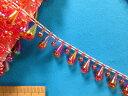 プラブレード(1.3cm幅 3m巻)オーロラ赤系