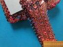 ストレッチスパンコールブレードピンク(4cm幅 3m巻)