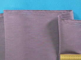 夏用裏地(サップ・ストレッチ)薄紫(115cm幅 2mカット)