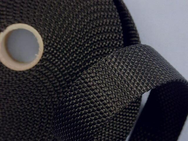 PPバンド(2.5cm)黒