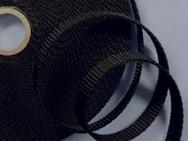 PPバンド(1cm)黒