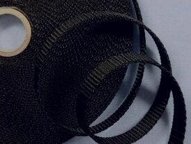 PPバンド黒(1cm幅 10m巻)