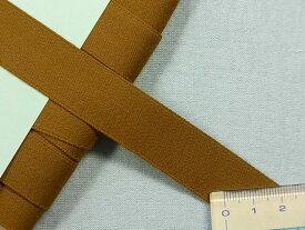 ナイロン朱子テープ(つや無)カーキ(2.0cm幅 10m巻)