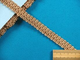 レーヨンブレード 濃ベージュ(1.0cm幅 5m巻)