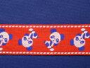 チロルテープ赤・パンダ(3.2cm幅 2m巻)