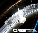 [CATEYE](SL-LD150)ORBIT2「フラッシングライトスポーク取付用」* ボタン型リチウムイオン電池(CR2032×2枚使用)* 使…