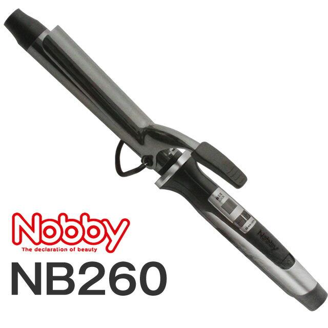 ◆最大2000円クーポンあり5/25 23:59迄◆ テスコム Nobby(ノビー)ヘアーアイロン 26mm NB260