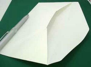 封筒 洋長3 白色封筒 ECホワイト 100g ダイヤ貼 500枚