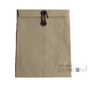角2 封筒 クラフト 100g 紐付 500枚 b0705 | サイズ A4 おしゃれ かわいい 郵便 用紙 カラー封筒 クラフト封筒 角形2号 A4封筒 定形外封筒