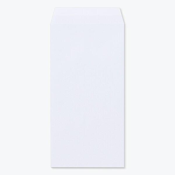 ハート 白封筒 長4 特白   80g/m2 センター貼 枠なし 1000枚 nw1402