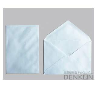ハート 白封筒 洋2 ダイヤ貼 若草 枠なし 1000枚 y1210