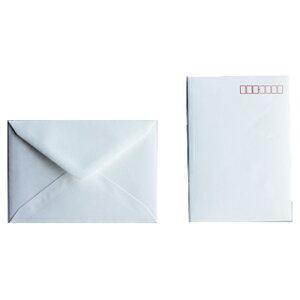 封筒 パステルカラー封筒 洋2 ダイヤ貼 パステル ホワイト 100g 枠入 100枚 yp0230
