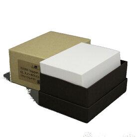 名刺 4号 kappan CLスノーホワイト【名入れ印刷なし 紙の販売です】100 枚/箱【4号 活版印刷用】