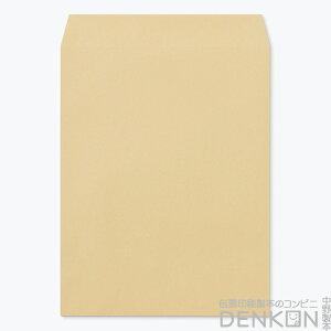 封筒 角3 クラフト 紙厚85 枠なし 中貼 500枚 クラフト封筒 封筒 クラフト紙 茶封筒 くらふとふうとう
