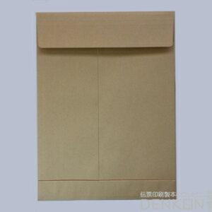 封筒 角2 保存袋 クラフト 紐無 ( 紙厚 : 120 )( 郵便番号の枠:なし )( 中貼 ) 100枚