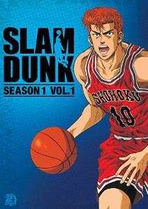 SLAM DUNK 第1期 1 (01-14話 322分収録 北米版)【輸入品】