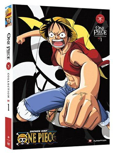 ONE PIECE 01 DVD (01-26話 650分収録 北米版)【輸入品】