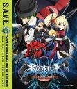 BLAZBLUE ALTER MEMORY S.A.V.E. BD+DVD combo (全12話 300分収録 北米版) Blu-ray ブルーレイ DVD【...