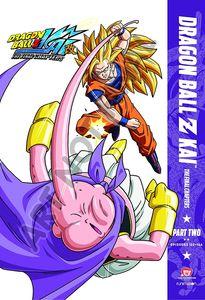 ドラゴンボール改 魔人ブウ編 2 DVD (122-144話 575分収録 北米版) 【輸入品】