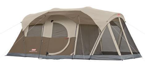 Coleman(コールマン) ウエザーマスター スクリーンテント 6人用 大型 家族 バーベキュー 夏休み 並行輸入品 送料無料
