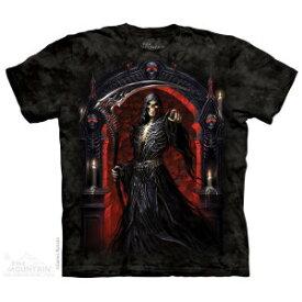 The Mountain Tシャツ You Are Next (ファンタジー スカル メンズ 男性用 男女兼用 ) XL-4L 【輸入品】 大きいサイズ 半袖