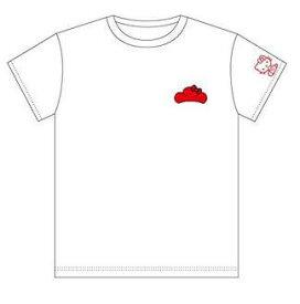 おそ松さん×サンリオキャラクターズ 刺繍Tシャツ おそ松×キティ