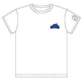 おそ松さん×サンリオキャラクターズ 刺繍Tシャツ カラ松×タキシードサム