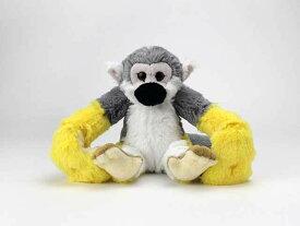 TST ぬいぐるみ101 Hang リスザル ぬいぐるみ おもちゃ 動物 自然 ヌイグルミ クリスマス フィギュア プレゼント