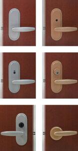 取替用レバーハンドル TOMFU(トムフ) 取替用のドアノブ、ドアレバー。錠付き(空錠・表示錠・間仕切錠)で、室内ドア建具の取手をDIYで取付|レバー ハンドル リフォーム 鍵付き ドアレバー