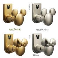 長沢製作所ミッキーマウス/ミニーマウスフック