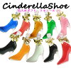 Name is perfect for Cinderella (high heels type) put the leasing gift souvenirs, gifts!