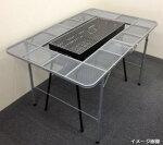 バーベキューコンロ用テーブルNB-BQ1707D/バーベキュー用テーブル/アウトドア/折りたたみ/レジャー