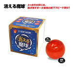 消える魔球1個入りボール型投てき消火用具/初期消火